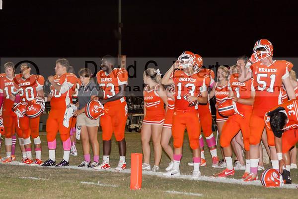 Boone Varsity Football #13 - 2013
