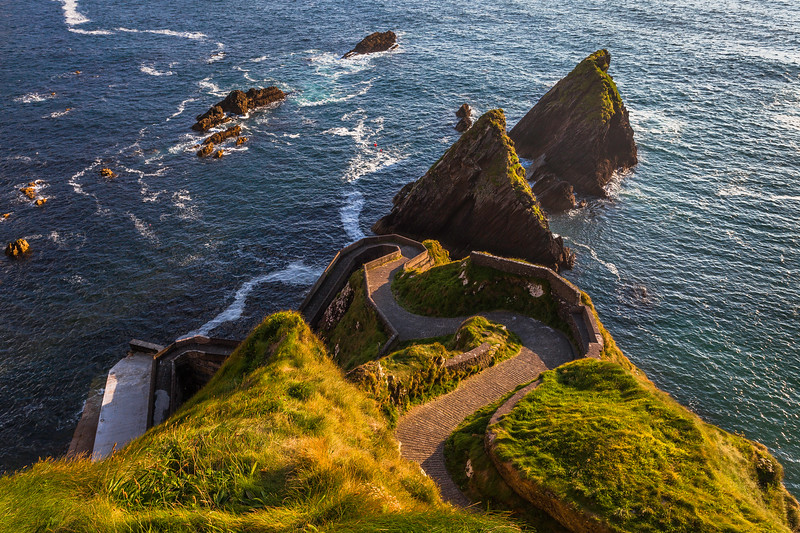 Dunquin Harbour, Dingle, Ireland