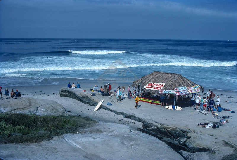 Windansea Beach, Dunemere St. La Jolla, California