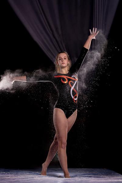WBL High School Gymnastics Portraits 2019