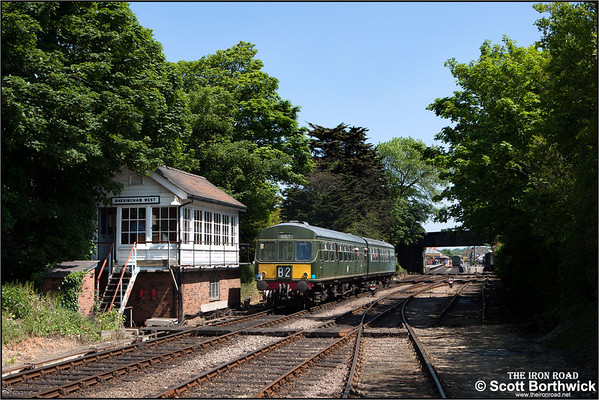 The North Norfolk Railway