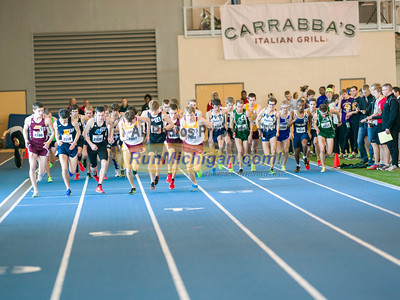 Men's 5000 Invite, Gallery 1 - 2013 GVSU Big Meet