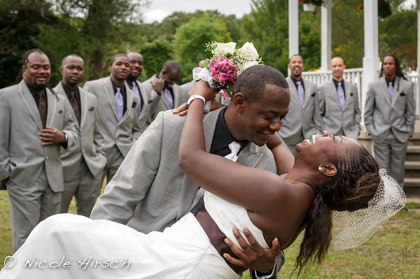 Felicia's Wedding September 2012