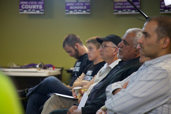 Hassan Juma'a SF Labor Council