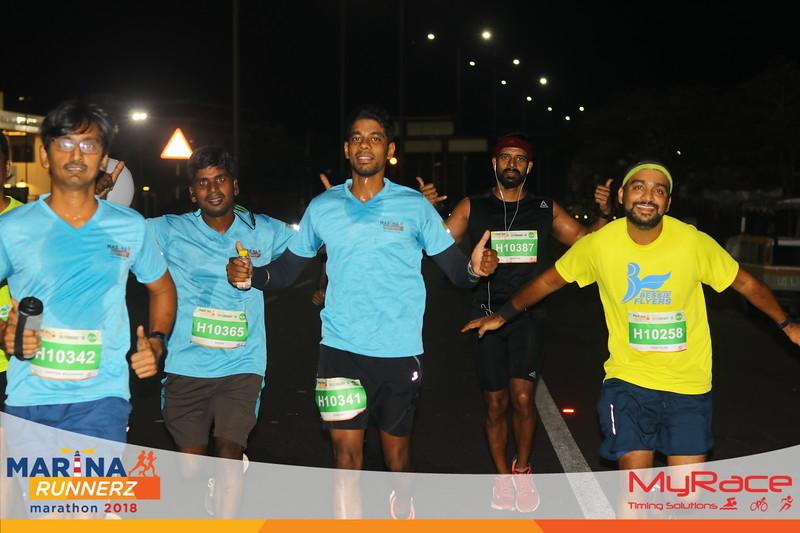 Marina Runnerz Marathon 2018