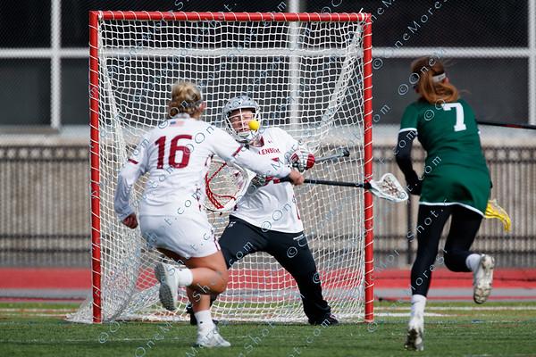 Muhlenberg Women's Lacrosse vs Skipmore College