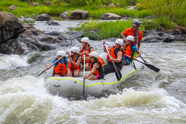 River City Adventures 8-23-14 Morning Trip