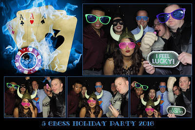 5CBCSS Holiday Party