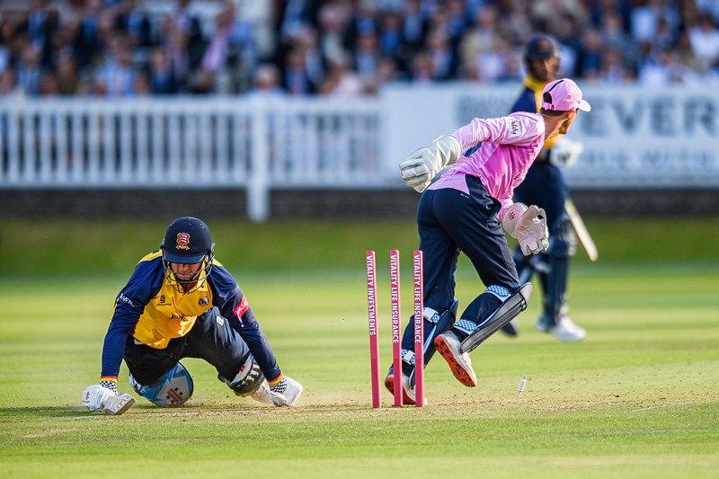 T20 Vitality Blast Fixture between Middlesex vs Essex Eagles,