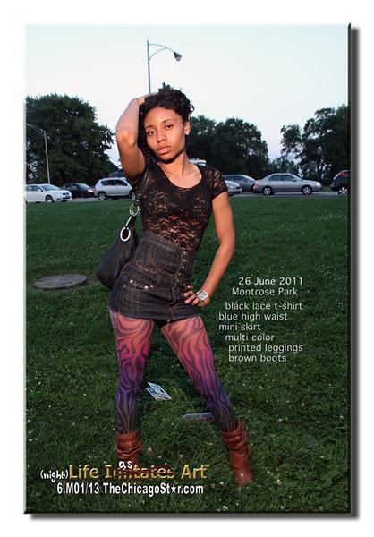 Montrose Pride 2011 Portrait Collection