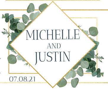Michelle and Justin Wedding