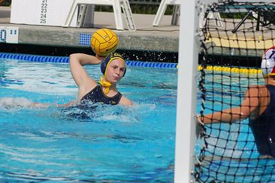 UCI Women's Water Polo Tournament 2009 - University of California Berkeley vs University of California Irvine 2/21/09. Cal vs UCI. Final score 10 to 2. Photos by Allen Lorentzen.