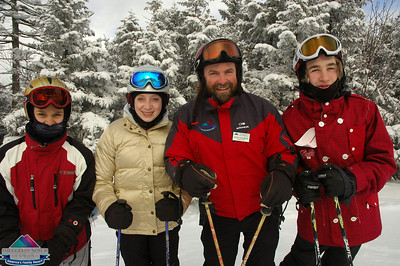 Jan.21st. SSU Group Photos Sterling Mt.