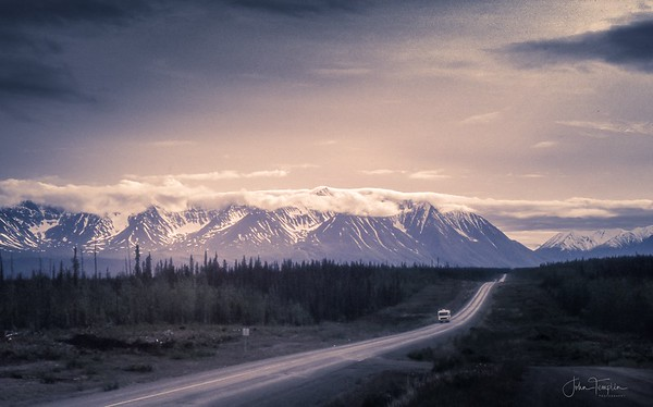 Road Trip Part 1:  Maryland to Alaska 1984
