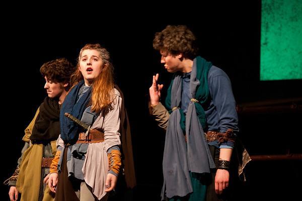 Yoh Theatre, 'Julius Caesar'