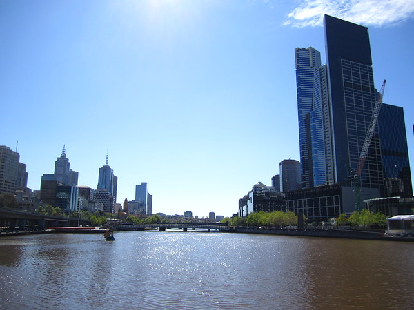 Melbourne - Around the City