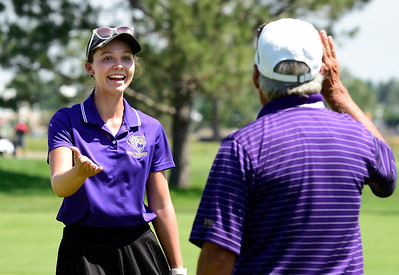 Photos: Jessica Mason of Holy Family Wins 4A State Golf Championship