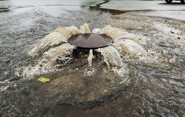 MDC sewer