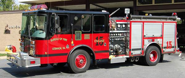 Lebanon Bureau of Fire
