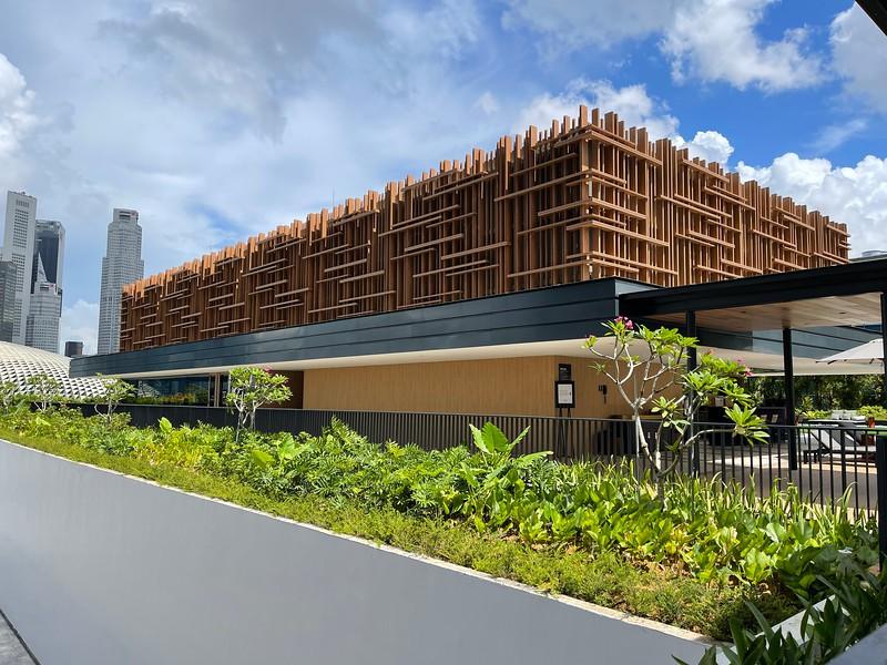 PARKROYAL COLLECTION Marina Bay Club House