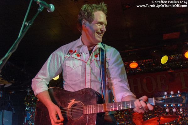 2014.04.04 - NQ Arbuckle + Tim Moxam + Kate Rogers Band @ Horseshoe Tavern