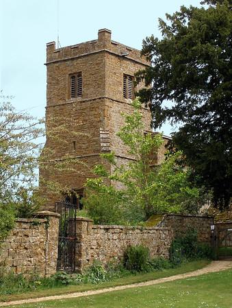 All Saints, Church of England, Church Lane, Mollington, OX17 1BB