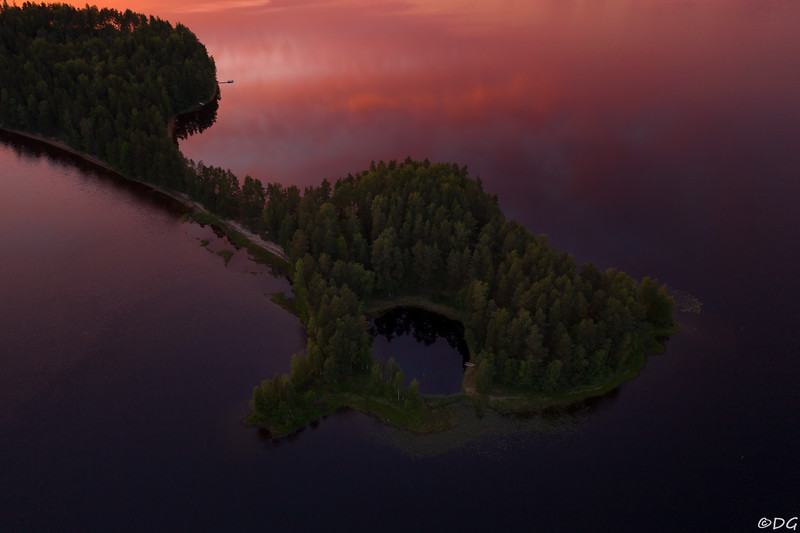 Finland, Liesjärvi