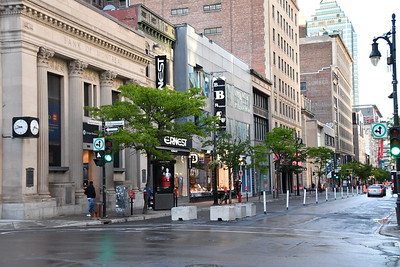 Trip to Montreal, Quebec, Spring 2020