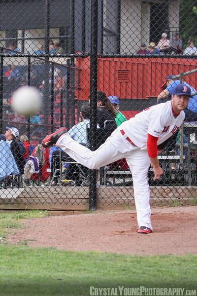 Hamilton Cardinals at Brantford Red Sox June 11, 2014