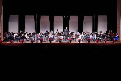Winter Band Concert, Dec 9, 2020
