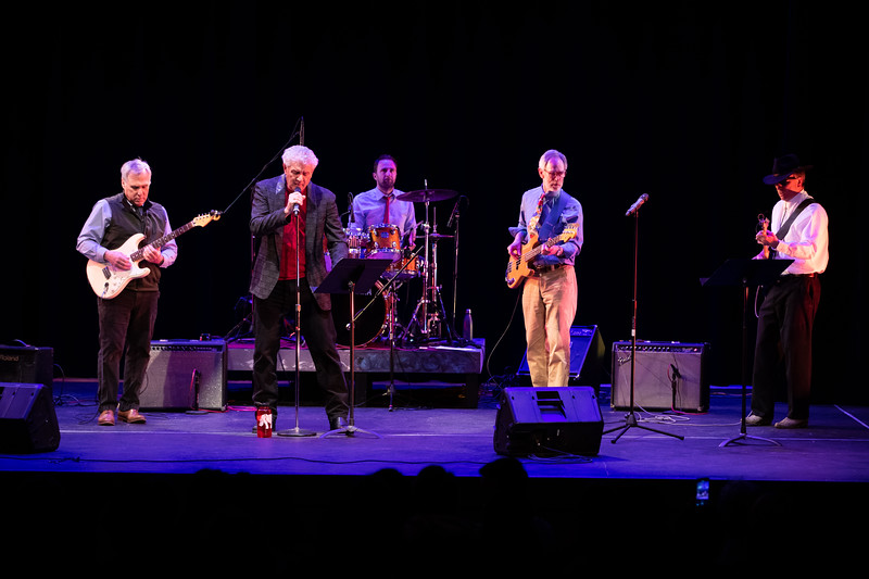 Faculty Band Valentine's Day Concert