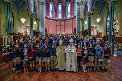 2018 Mass for Persecuted Christians