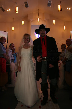A Cowboys Wedding