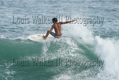 Surfing at Ruggles- August 21, 2021