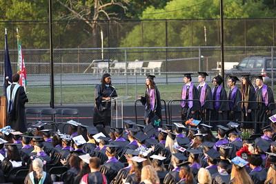Cecilia Graduation