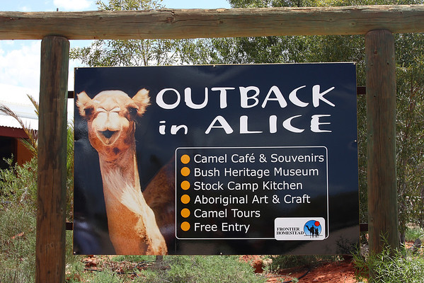 Ayers Rock - Alice Springs