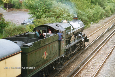 Cathedrals Express 4-6-2005