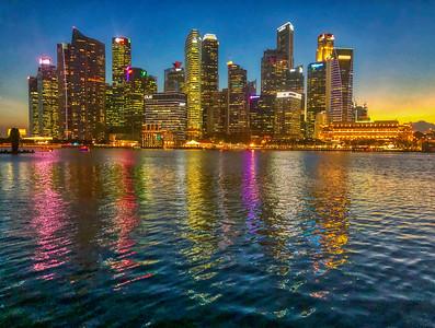 Singapore / Doha - 2019