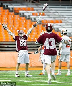 NCAA MLax: Colgate at SU; 2/8/19