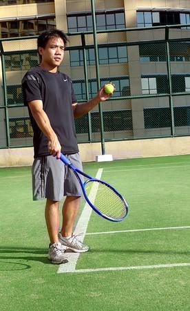 Tennis 03/07/09