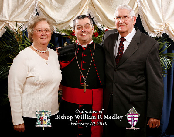 Bishop Medley Reception