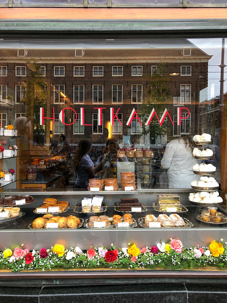 Holtcamp bakery in Amsterdam