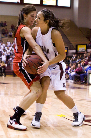 Lady Griz Basketball - Best Photos of 2010-11