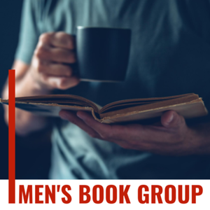 Men's Book Group Logo