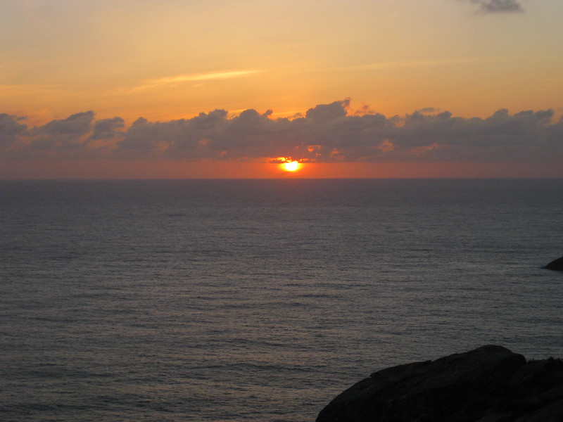 Sunset at Cape Finisterre - Johanna Frymoyer *12