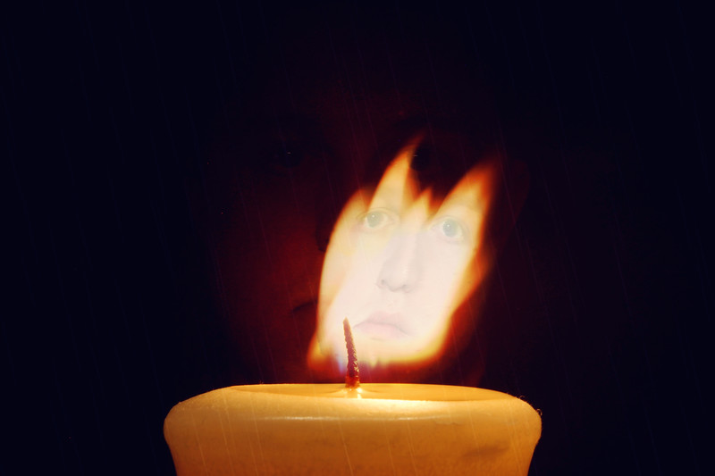 It seems to me you lived your life. Like a candle in the wind....