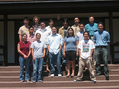 2005 College Summer Retreat SLO