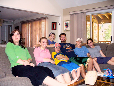 Talya Visits Atlanta 2006