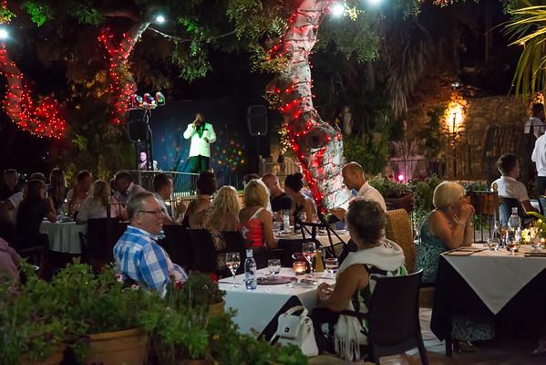 La Finca Barrington Night 24th July
