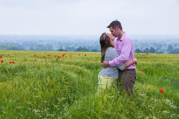Nadine & Will, Engagement Shoot, May 2018